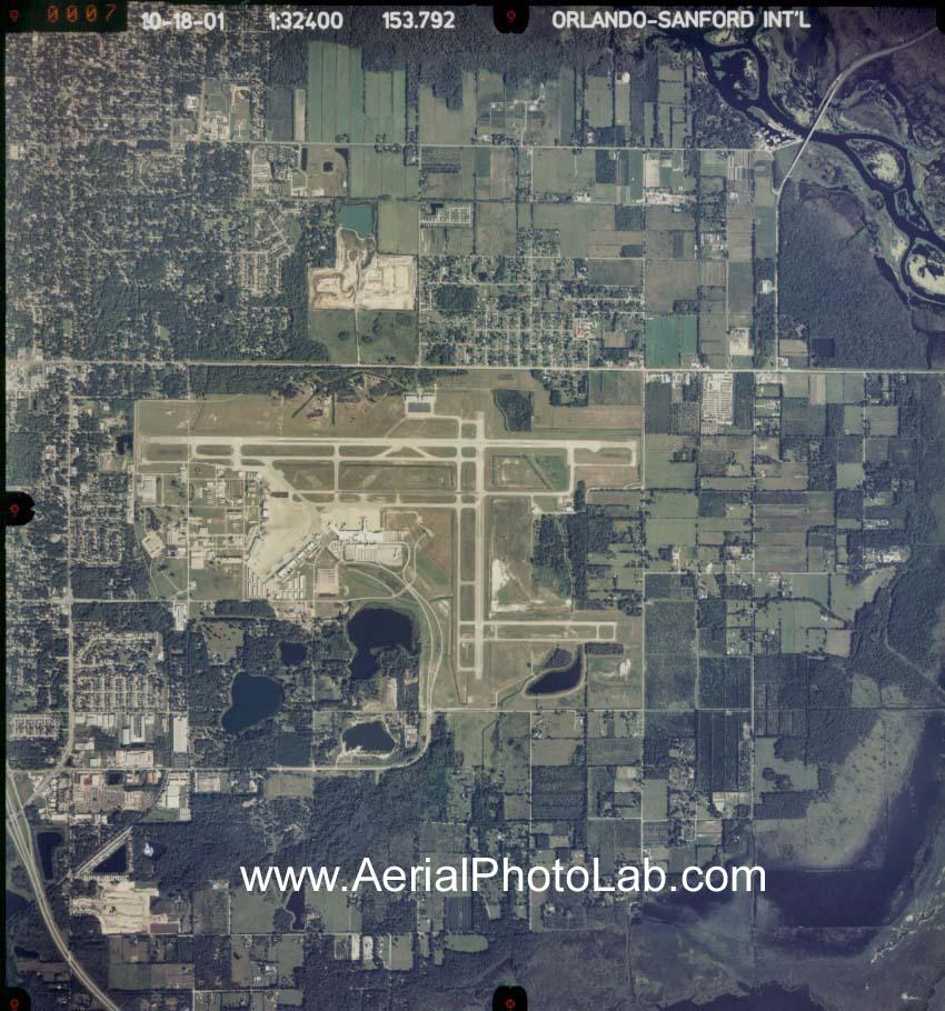 Sanford Orlando Airport